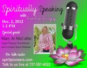 Spiritually Speaking Radio Show